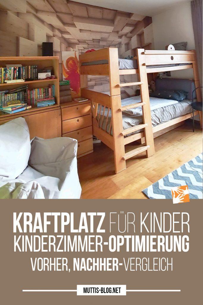 Kraftplatz für Kinder: Kinderzimmer-Optimierung