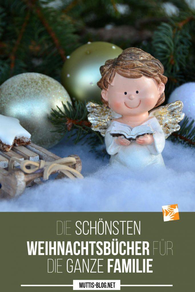 Die schönsten Weihnachtsbücher für die ganze Familie