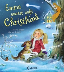 Emma wartet aufs Christkind