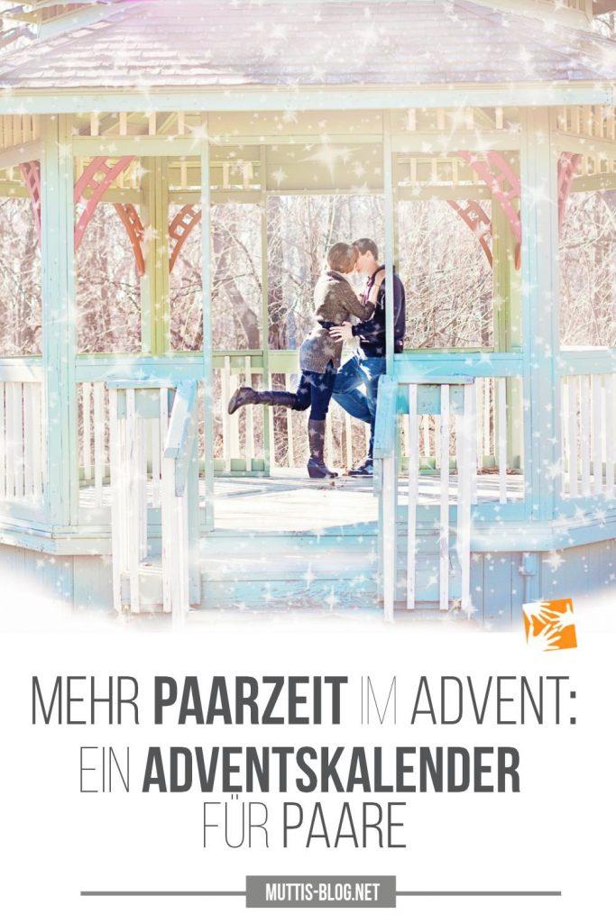 Mehr Paarzeit im Advent - ein Adventskalender für Paare