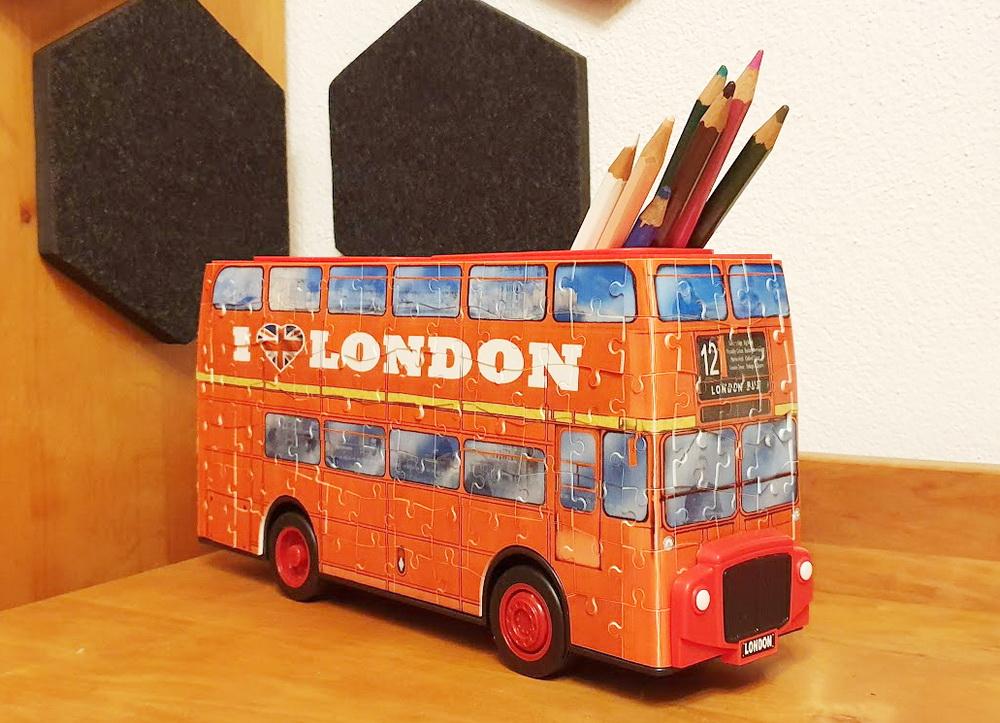Muttis Geschenktipps für kleine Nerds: London Bus
