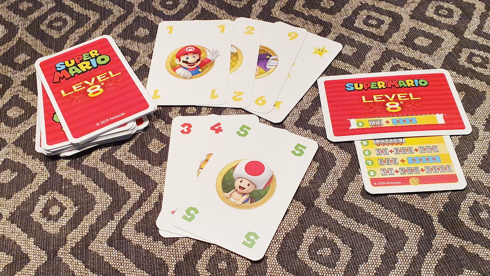 Muttis Geschenktipps für kleine Nerds: Super Mario Level 8