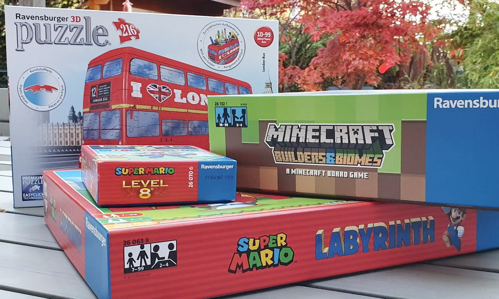 """Geschenkidee: Analoge Spiele für """"digital-verseuchte"""" Kids"""