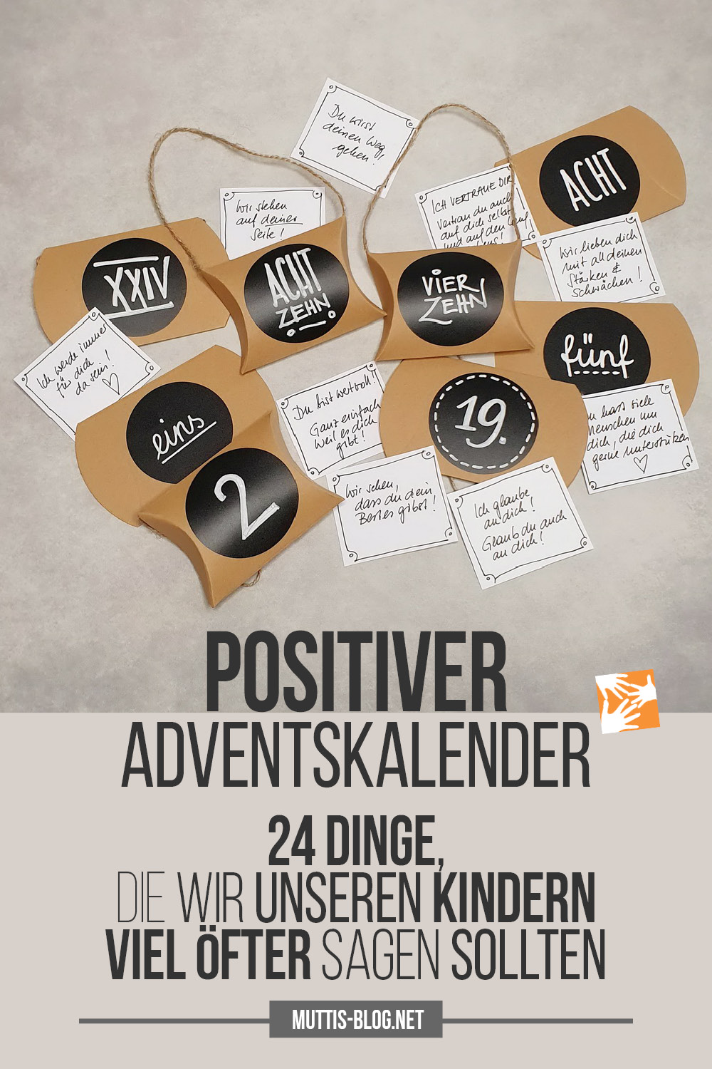 Positiver Adventskalender