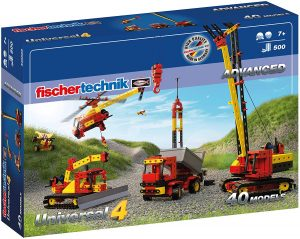 Fischertechnik Advanced