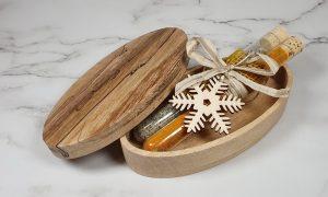 Geschenkidee: DIY Gewürzsalz im Reagenzglas