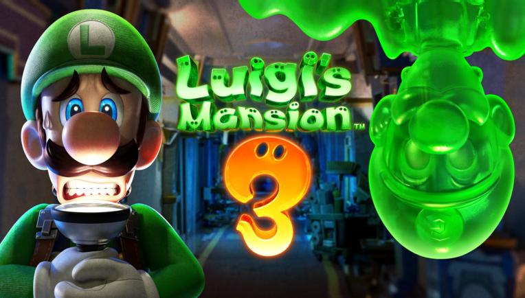 Luigi's Mansion 3: Gruseliges Spielkonsolen-Abenteuer für die ganze Familie