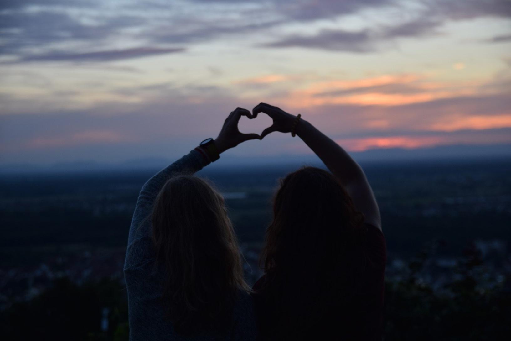 Freundinnen: Die andere große Liebe: Nur besser! BUCH GEWINNEN