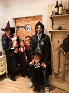 Zaubererfamilie