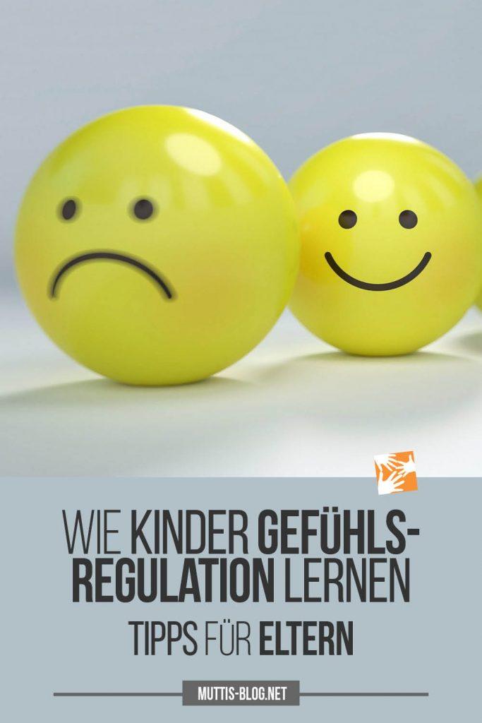 Wie Kinder Gefühlsregulation lernen: Tipps für Eltern