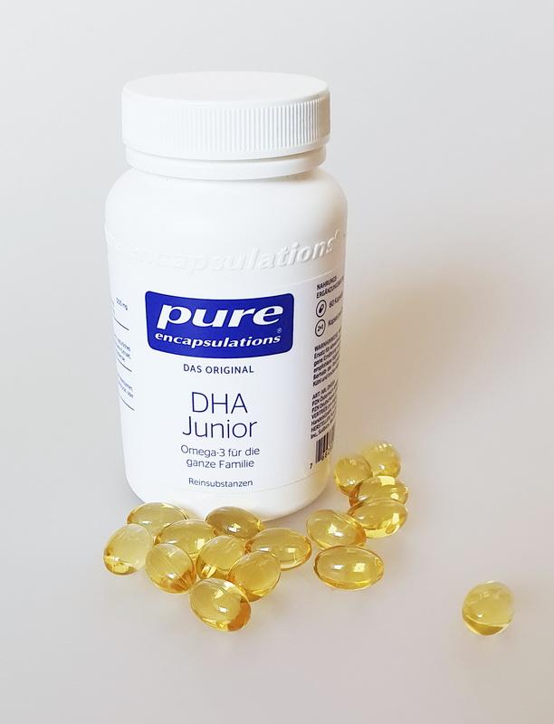 Immunsystem stärken: DHA Junior