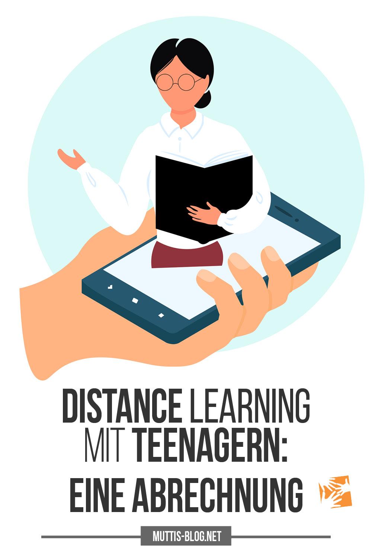 Distance Learning mit Teenagern: Eine Abrechnung