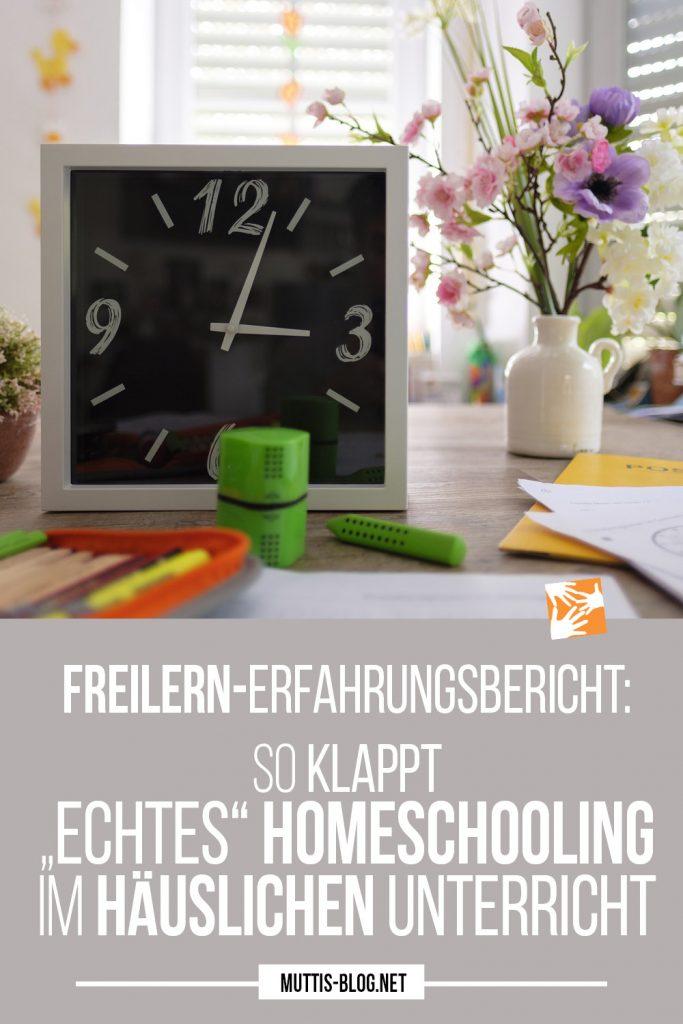 """Freilerner-Erfahrungsbericht: So klappt """"echtes"""" Homeschooling im häuslichen Unterricht"""