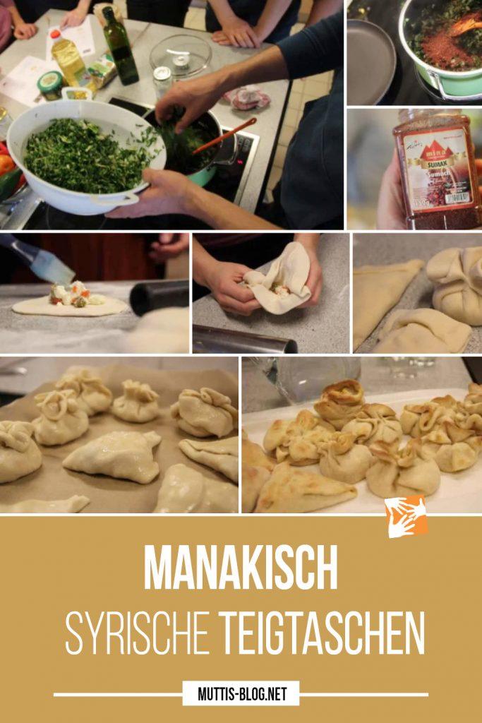 Manakisch: Syrische Teigtaschen Rezept