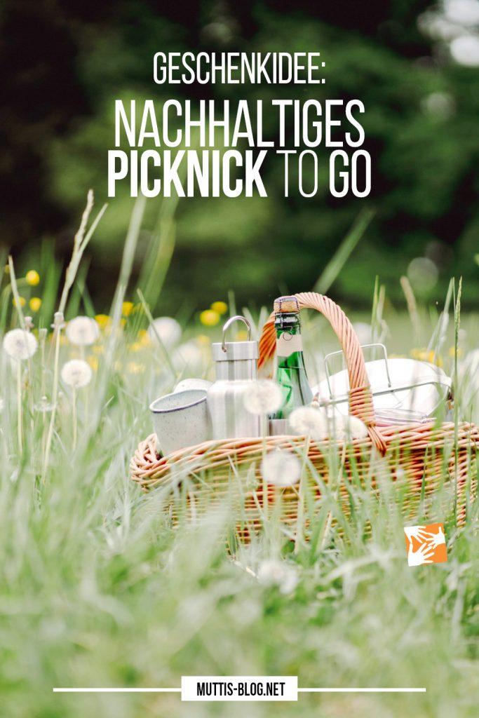Geschenkidee: Nachhaltiges Picknick to go