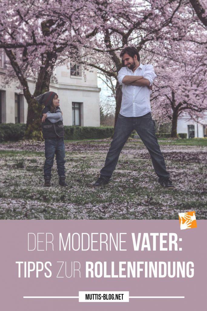 Der moderne Vater: Tipps zur Rollenfindung