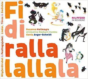 Fidirallalallala: Die CD