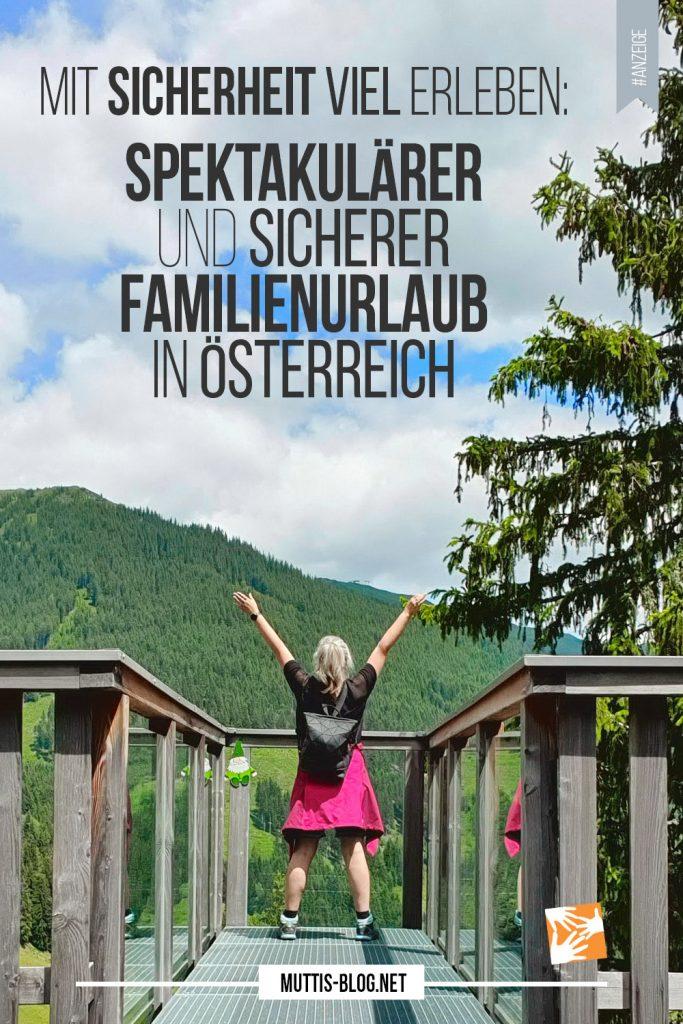 Erlebnisreicher Familienurlaub in den Salzburger Bergen