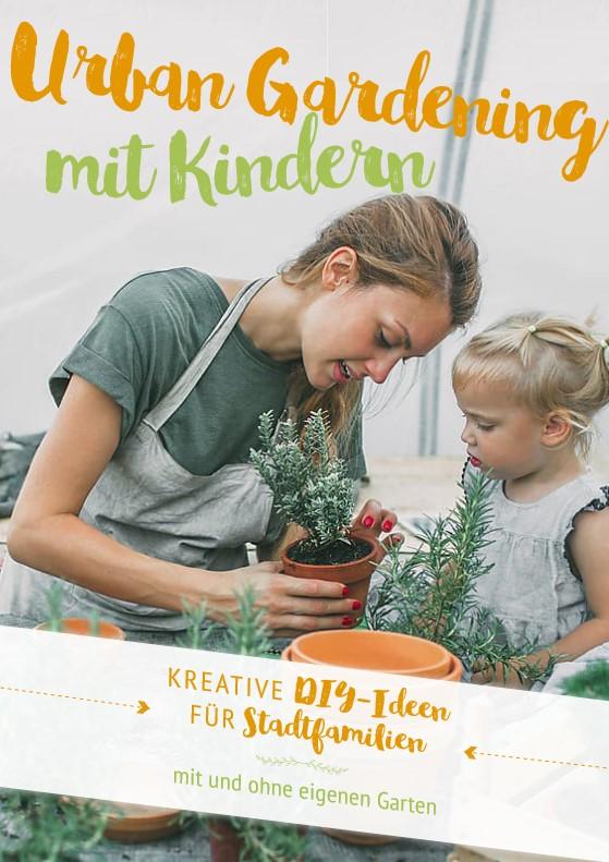 E-Book Urban Gardening mit Kindern