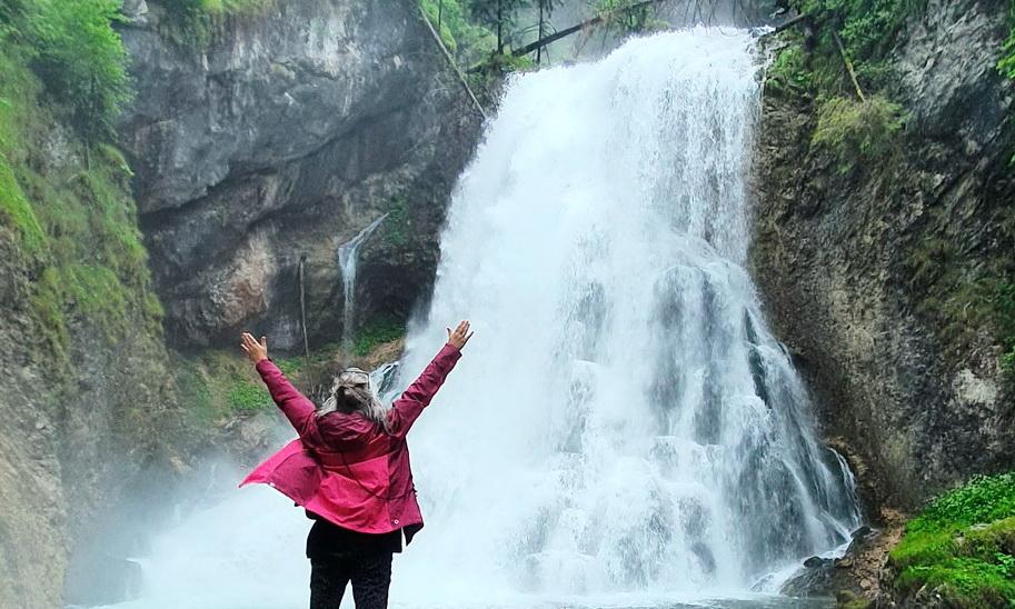 Klammen und Wasserfälle: Spektakuläre Ausflüge mit Kind in Salzburg