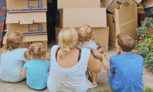 Umzug mit Kindern: 6 Tipps damit es stressfreier klappt