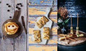 Vegetarische Halloween-Rezepte: schaurig einfach und mit Wow-Effekt