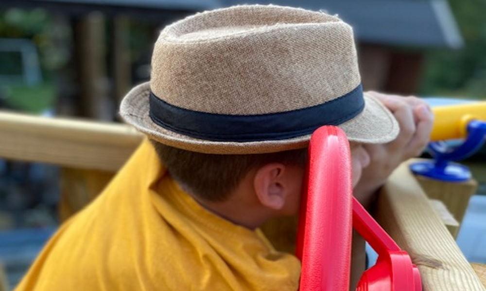 Herbst ist Spielplatzzeit: Der perfekte Spielturm für alle Altersklassen