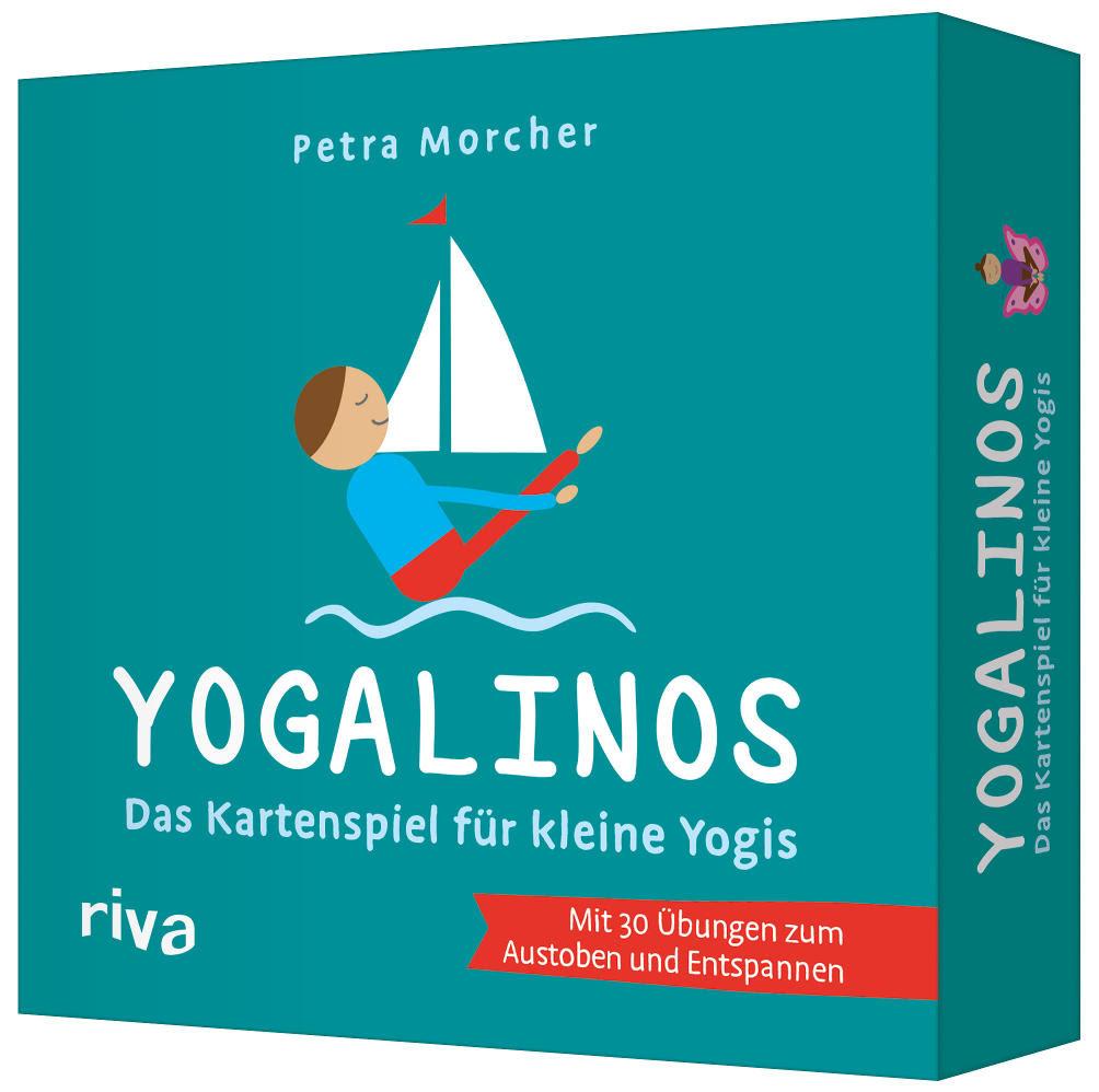 yogalinos - Das Kartenspiel für kleine Yogis