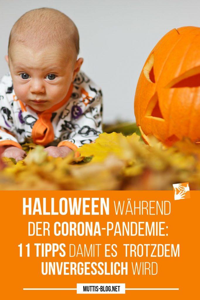 Halloween in der Corona Pandemie