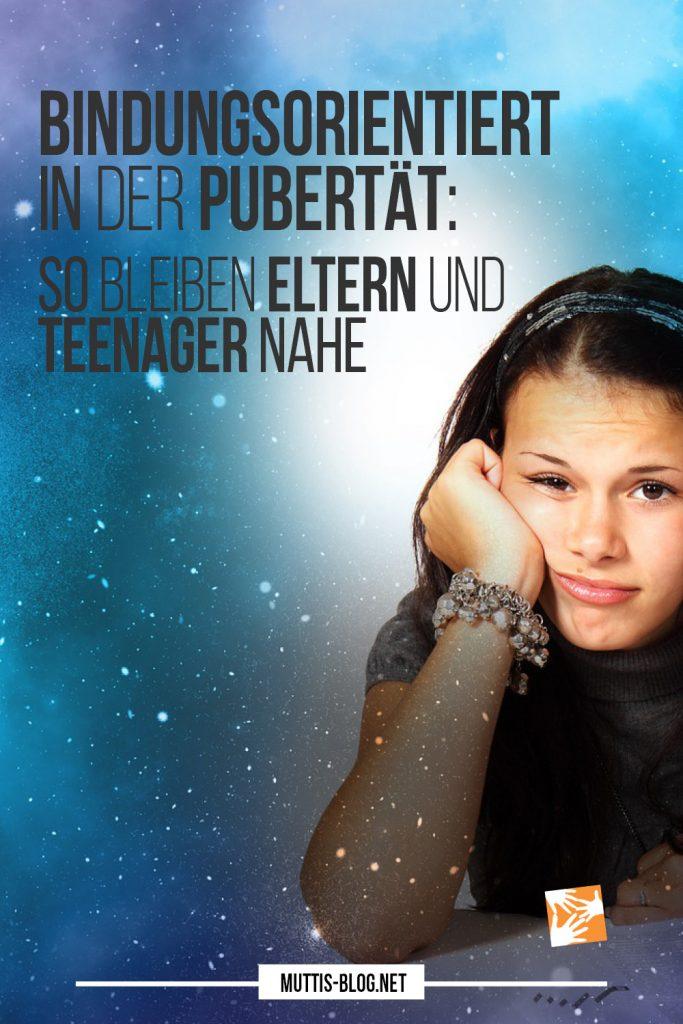 Bindungsorientiert in der Pubertät: So bleiben Eltern und Teenager nahe