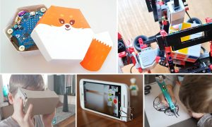 Daheim tüfteln und forschen: Nerdige MINT-Projekte mit Kindern