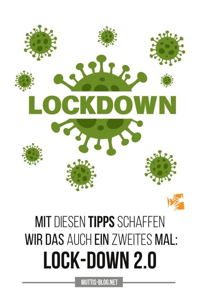Tipps und Tricks für Lock-Down 2.0