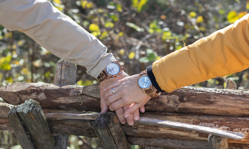 Zeit schenken und der Wirtschaft jetzt durch die Krise helfen: Rabattcode für geniale Uhren