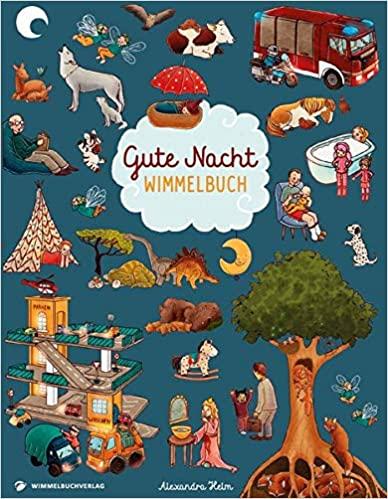 Gute Nacht Wimmelbuch