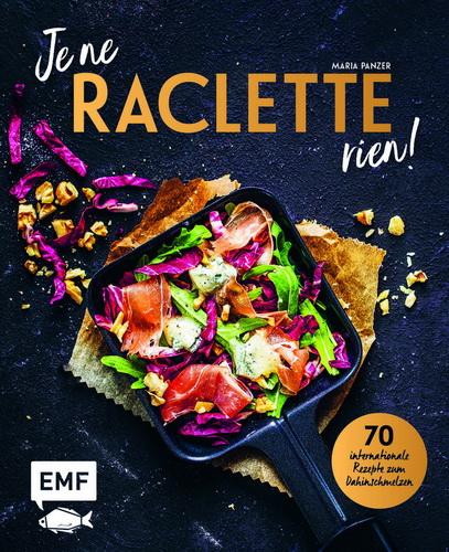 Je ne Raclette Rien! Coverbild