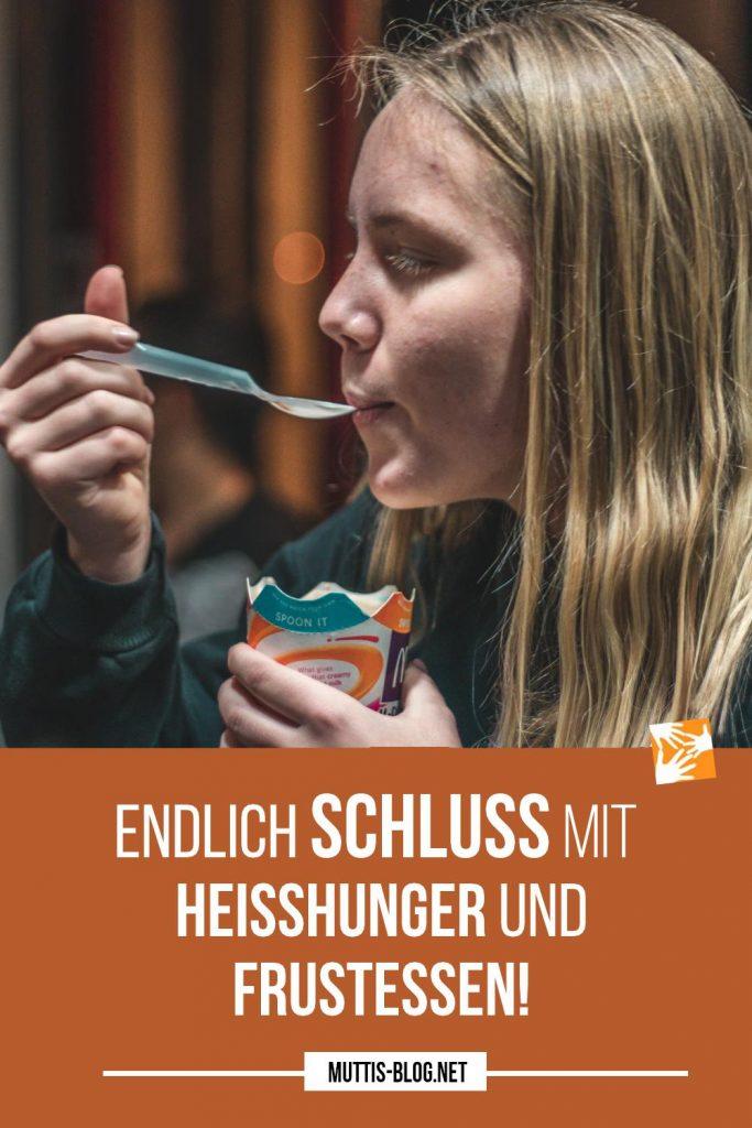 Schluss mit Heisshunger und Frustessen
