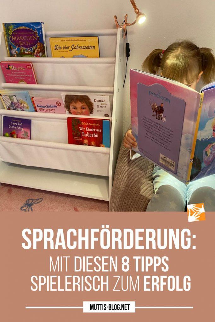Sprachfoerderung - 8 Tipps