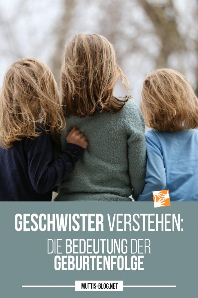 Geschwister verstehen: Die Rolle der Geburtenfolge