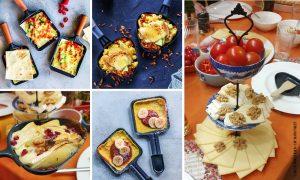 Vegetarisches Raclette: Rezepte und Ideen
