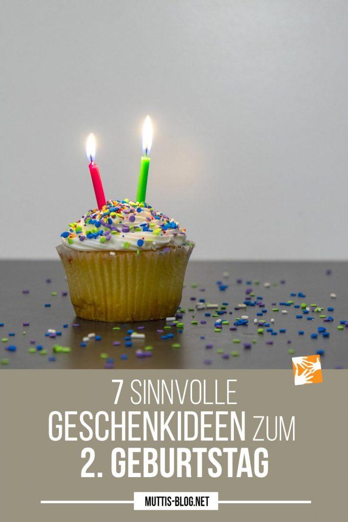 7 sinnvolle Geschenkideen zum 2. Geburtstag