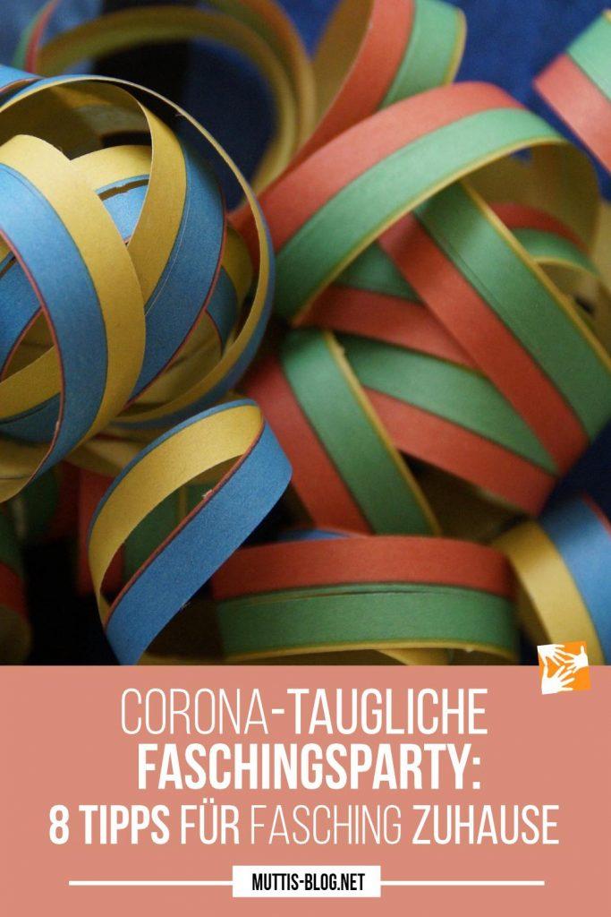 Corona-taugliche Faschingsparty