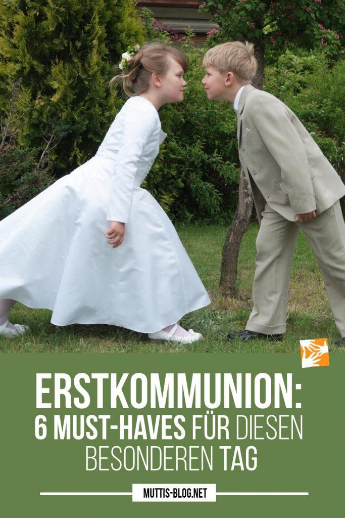 Erstkommunion - 6 Must-Haves