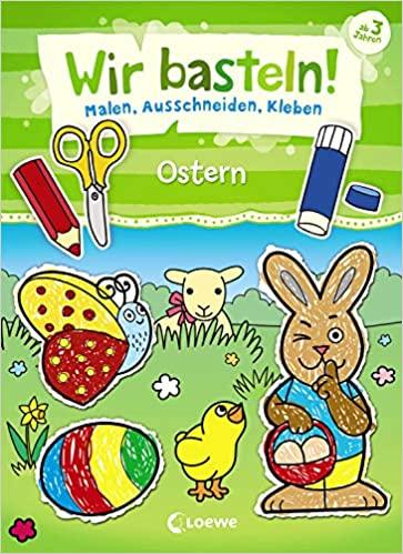 Malbuch Ostern