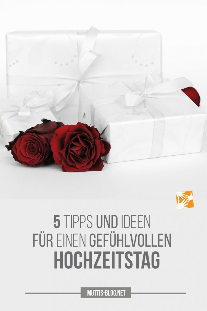 5 Tipps für einen gefühlvollen Hochzeitstag