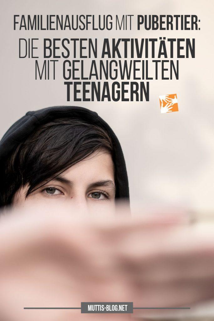 Familienausflug mit Pubertier: Die besten Aktivitäten mit gelangweilten Teenagern