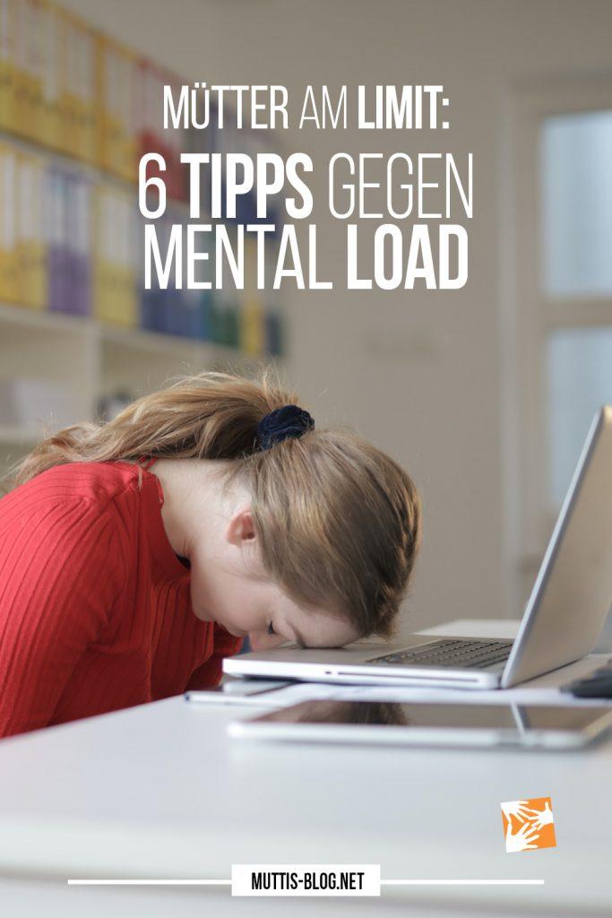 Tipps gegen Mental Load