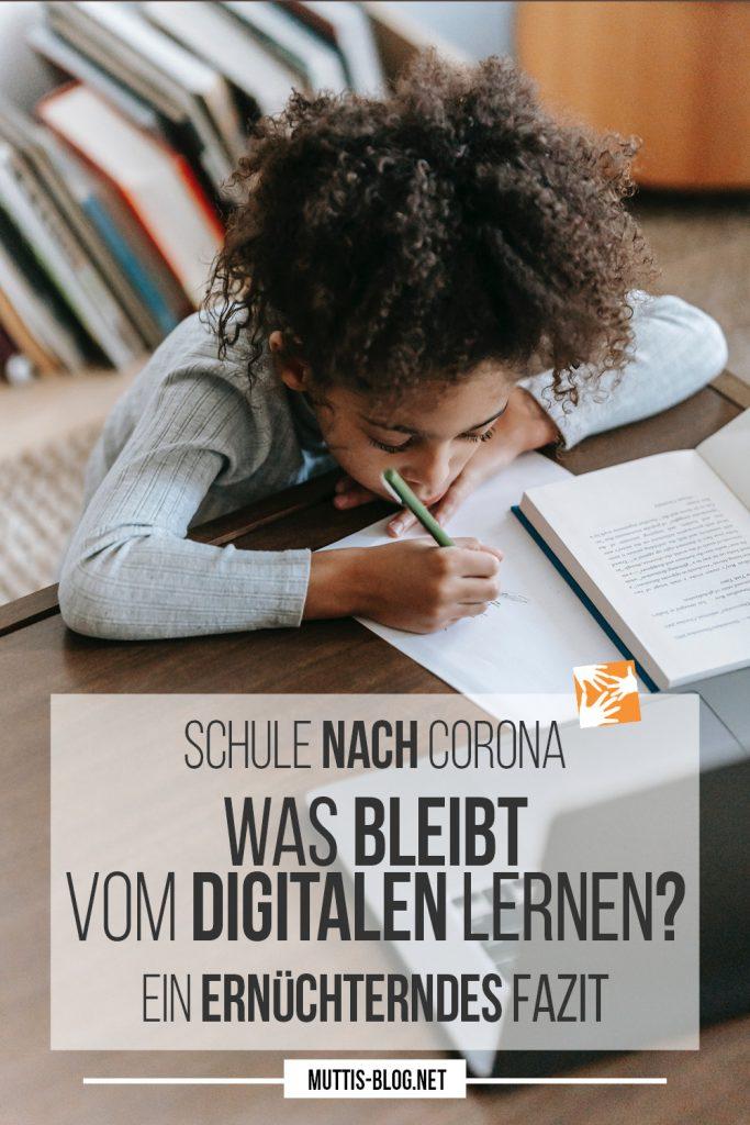 Schule nach Corona: Was bleibt vom digitalen Lernen? Ein ernüchterndes Fazit