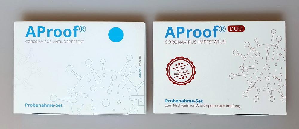 Corona-Antikörpertests