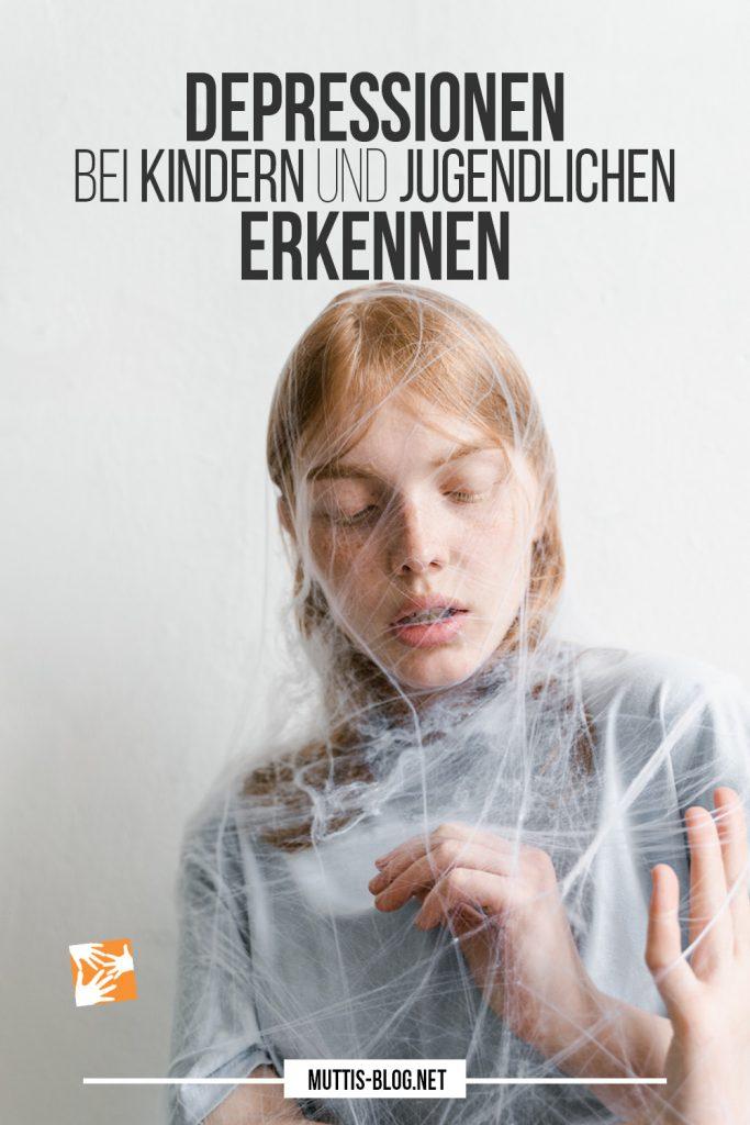 Checkliste: Depressionen bei Kindern und Jugendlichen erkennen
