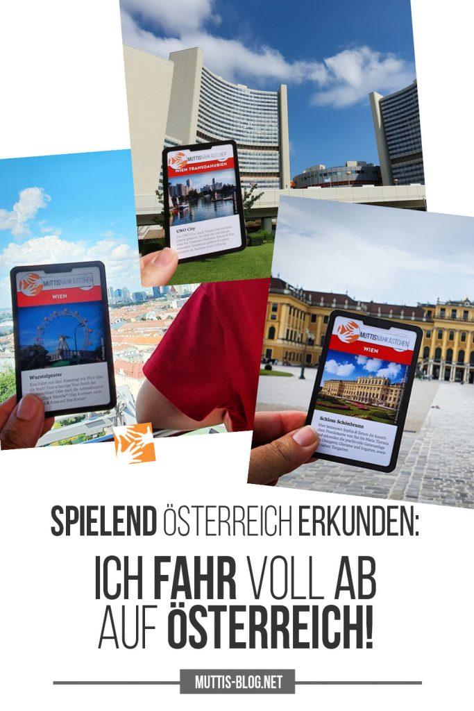 Spielend Österreich erkunden: Ich fahr voll ab auf Österreich